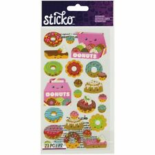 Stickers - Donut Characters - Sticko