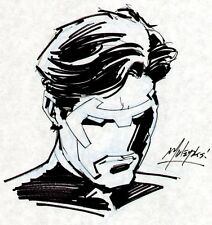 Green Lantern: Kyle Rayner - 2005 Signed art by Matt Haley