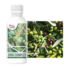 Concime Liquido con Boro per Allegagione Fioritura Olivo Vite Orto Cereali 1 Kg
