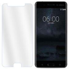 2x Nokia 6 Panzer Glas Folie Displayfolie Clear Echt Glas Panzerfolie 9H