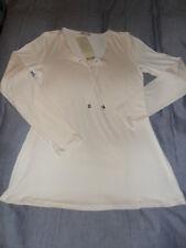 NEU Boysens Mesh Bluse Shirt Gr 655 34 bis 36 Schwarz Grau gemustert