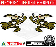 ESM Wile E Coyote - Decal / Sticker - Ford FG FGX