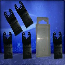 5 Lame sega 32mm Japan Lama Accessori Saggi per Makita TM 3010 CX 5J Scatola