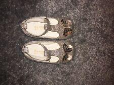 Zapatos Bebé Niña Monzón Mariposa De Oro