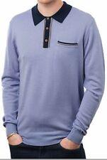 Merino Wool Regular Casual Shirts & Tops for Men