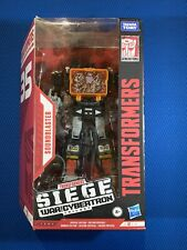 New listing Transformers Siege War For Cybertron Soundblaster Wfc-S63 Takara Tomy Hasbro