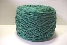 unlabeled  acrylic worsted wt 4 ply yarn 7 oz  sage green