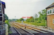 PHOTO  MORETON-ON-LUGG RAILWAY STATION HEREFORDSHIRE SITE 2003 GW&LNWR JOINT SHR