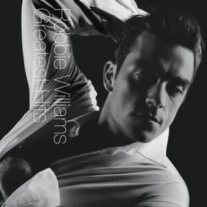 ROBBIE WILLIAMS ( NEW SEALED CD ) GREATEST HITS / THE VERY BEST OF ( ANGELS )