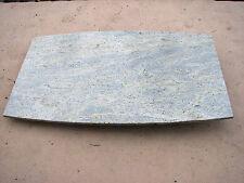 Schreibtischplatte Esstischplatte Naturstein OVAL Marmorplatte Granitplatte