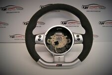Audi B7 RS4 Flatbottom - Retrimming service - steering wheel & thickened
