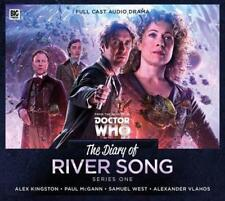 Doctor Who: The New Series: The Diary of River Song by Fitton, Matt, Goss, James