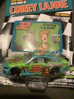 🔥2020 NASCAR Authentics Wave 2 COREY LAJOIE Scooby Doo #32 HTF🔥