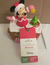2016 HALLMARK - DISNEY CHRISTMAS EXPRESS - MINNIE WITH MUSIC AND MOTION