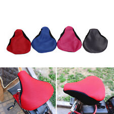 Bicycle Saddles Protective Coverings Bike Seat Sun Cover Ventilate Cover Net~QA