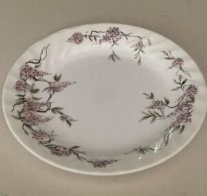 "Vintage Corelle by Corning Wisteria Salad/Dessert Plates 7-1/4"" Set of 4"