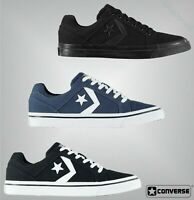 Mens Converse Lace Fastenings Distrito Canvas Low Trainers Sizes from 7 to 12