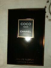 Chanel Coco Noir Eau de ParfumLuxusprobe