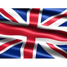 Bandiera UNION JACK INGHILTERRA cm 90x140 in  poliestere con laccetti per asta
