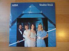 ABBA VOULEZ-VOUS  ALBUM 33T DISQUE VINYL