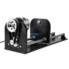 Cnc Router Rotary Axis With 80mm F Style A-Axis 230mm Track Co2 Laser Engraving