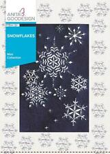 Snowflakes Anita Goodesign Embroidery Machine Designs CD