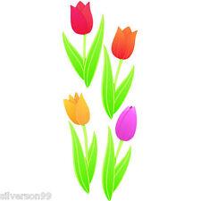 Scrapbooking Embellishments Jolee's by You Dimensional Tulips 4pcs EK Success