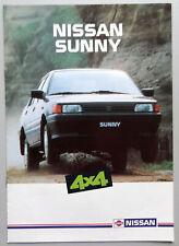 V09771 NISSAN SUNNY 4X4