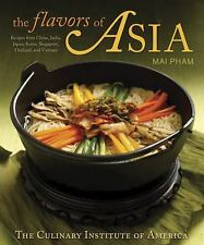 The Flavors of Asia by Culinary Institute of America, Mai Pham