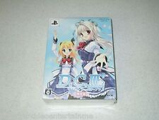 DCIII Plus Da Capo III Plus Limited Edition Sony PSP Japan Import FREE SHIP