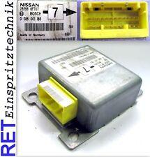 Airbag Apparecchio Di Controllo Bosch 0285001183 NISSAN MICRA 285566f707 ORIGINALE