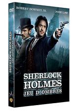 DVD *** SHERLOCK HOLMES 2 - Jeu d'ombres ***  avec Jude Law ( neuf emballé )