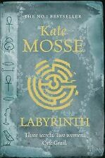 Labyrinth by Kate Mosse, Book, New (Paperback)