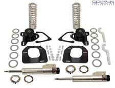 Pro-Drag Front Coil-Over Kit with QA1 R-Series Adjustable Struts & 175# Springs