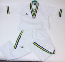 Dynamics Boys Tae Kwon Do Gi Martial Arts Karate Uniform Brasil Brazil 3/170
