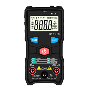 Smart Multimeter Portable Handheld Digital Meter Tester Automatic Electric Auto