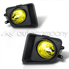 14-16 Toyota Tundra Fog Light w/Wiring Kit & Instructions - Yellow