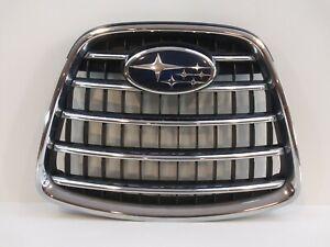 2006-2007 Subaru B9 Tribeca Front upper Grille w/emblem used genuine Oem nice