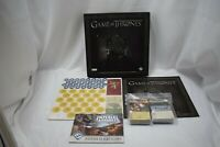 GAME OF THRONES HBO - Edition Card Game - Partially Sealed - FREE SHIPPING