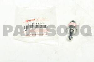 1811854G00 Genuine Suzuki VALVE, PCV 18118-54G00