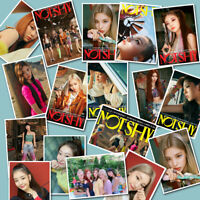 16pcs Set ITZY Not Shy Album Collective Lomocards Photocard MIDZY