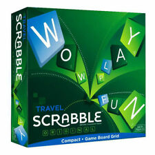 2 players Scrabble Board & Traditional Games