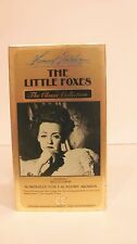 The Little Foxes (VHS) 1941 B&W Bette Davis William Wyler Academy Award Nominee