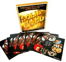 SOLID GOLD-8LP Box-ABBA-Cold Chisel-Kate Bush-Flash & The Pan-Reader's Digest