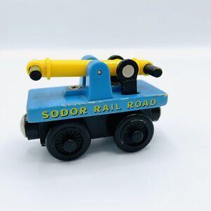 Thomas & Friends Wooden Railway Sodor Railroad Handcar 2001