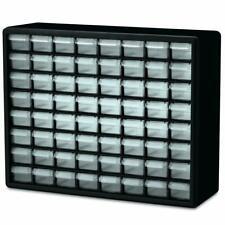 Storage Organizer Cabinet Plastic Parts Hardware Container Toy Bin 64-Drawer