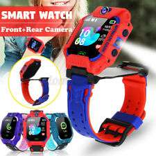 Smart Watch LBS GSM Locator Touch Screen Tracker SOS Phone for Kids Children