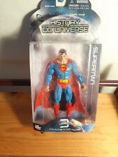 DC Direct History Of The DC Universe SUPERMAN Series 3  ✌💚NIB
