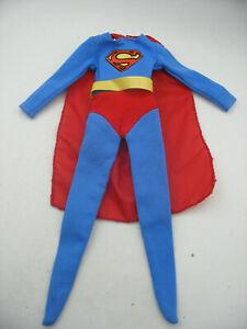 Vintage Marvel DC Comics poupée MEGO 1977 tenue SUPERMAN 30cm 12'' Outfits