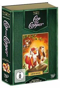 Disney Cap und Capper  (+ Buch) (DVD - NEU)